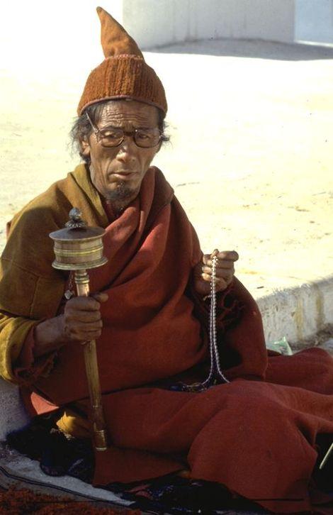 lama-tibetano