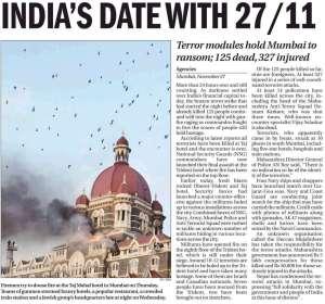 il titolo dell'Himalayan Times