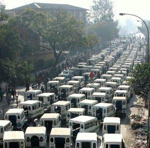 sciopero tempo kathmandu