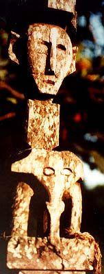 antico totem tharu