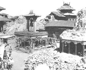 terremoto a kathmandu