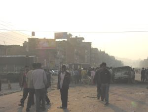 conflitto nepal, banepa 2006