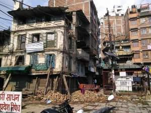 asan tole, nepal terremoto