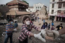 kathmandu nepal terremoto