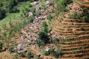 Nepal terremoto villaggi