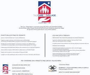 Takecare1village nepal